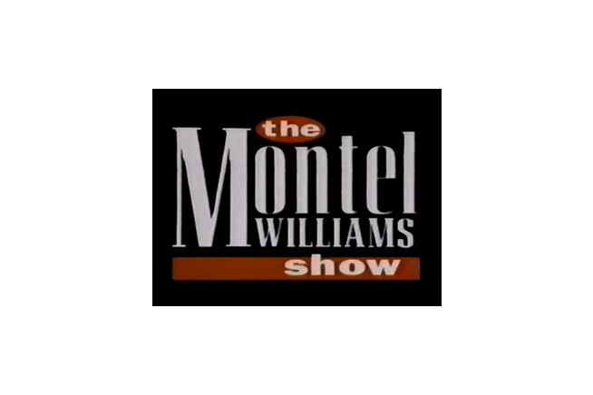Anne and Brian Bercht on Montel Williams Show