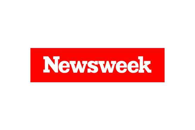 Anne and Brian Bercht in Newsweek