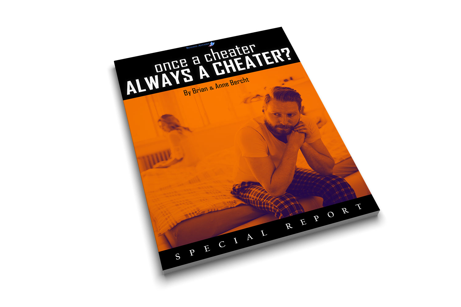 Beyond Affairs special report titled Once A Cheater Always A Cheater